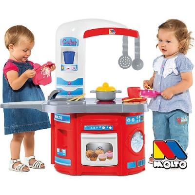 98155 Детский набор Кухня с гладильной доской Molto