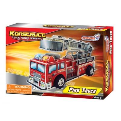 10403 Конструктор Пожарная машина Hurricane