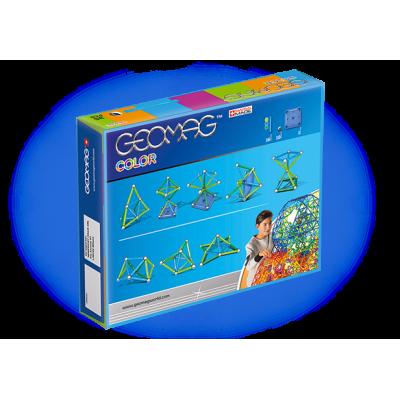 261 Магнитный конструктор Color 35 деталей Geomag