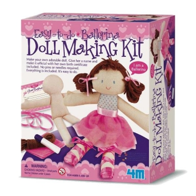 2731 Кукла-балерина