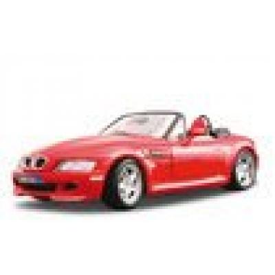 18-15027 Модель машины BMW M ROADSTER (1996) Bburago