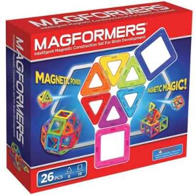 99103V Магнитный конструктор 26 Magformers