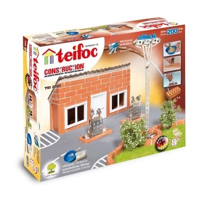 TEI2200 Строительный набор из кирпичиков Заправка Teifoc