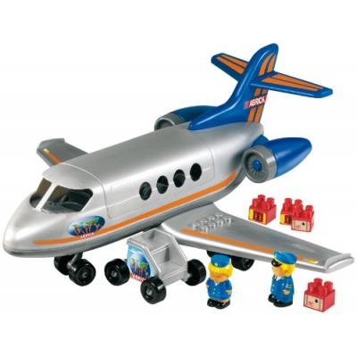 99155V Конструктор Самолет Ecoiffier