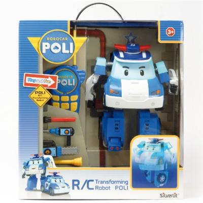 *99564 Радиоуправляемый Робот трансформер Робокар Поли 31 см