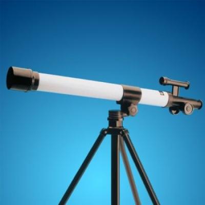 *TS805 Телескоп детский 45х на треноге EDU-TOYS
