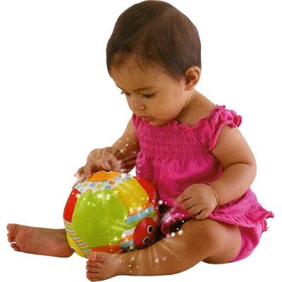 40124 Развивающая игрушка Музыкальный мяч Yookidoo
