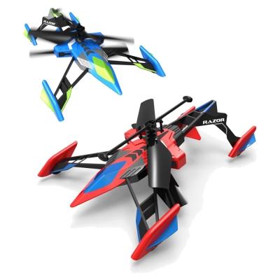 990727 Вертолёт-лезвие (ездит и летает) Airhogs Spin Master