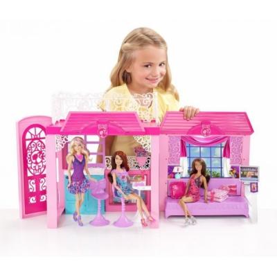 997945X Дом для кукол с аксессуарами Барби Barbie Mattel