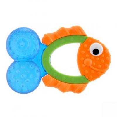 80163EP Прорезыватель силиконовый Рыбка Sassy