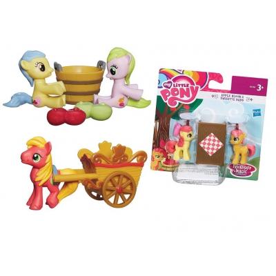 """992072 Игровой набор """"На ферме Яблочная Аллея"""" в ассортименте My little Pony Hasbro"""