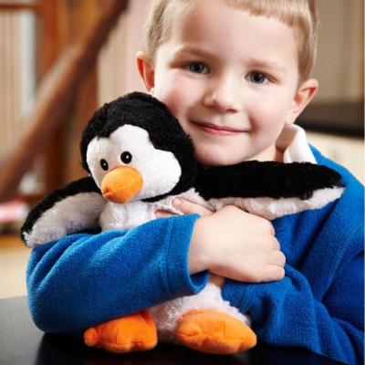 """99714V Мягкая игрушка-грелка """"Пингвин"""""""