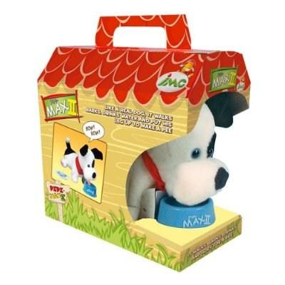 99935 Интерактивная Собака Pipi Max 25 см IMC Toys
