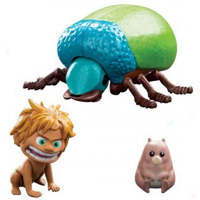 """9962003 Набор игрушек фигурок """"Дружок, жук и суслик"""" Хороший Динозавр Disney Pixar"""