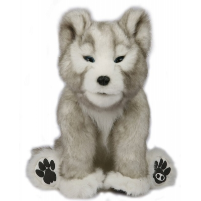 989012 Интерактивная собака Хаски Husky Puppy WowWee