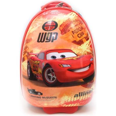 """99237JV Детский дорожный чемодан Тачки Cars 17""""(18"""") Heys"""