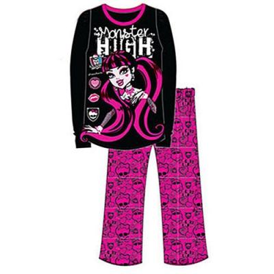 Пижама для девочек Monster High Two Color