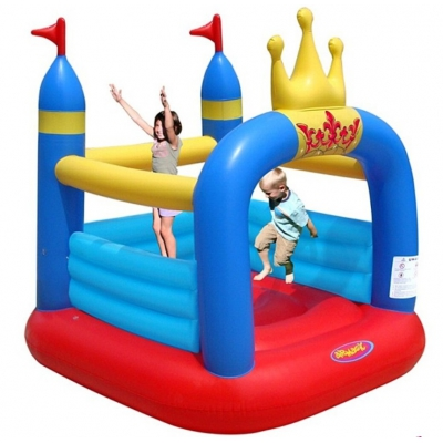 9998303 Надувной батут Замок Happy Hop (Хэппи Хоп)