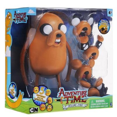 99772 Фигурка 25 см Джейк с меняющимся выражением лица Adventure Time