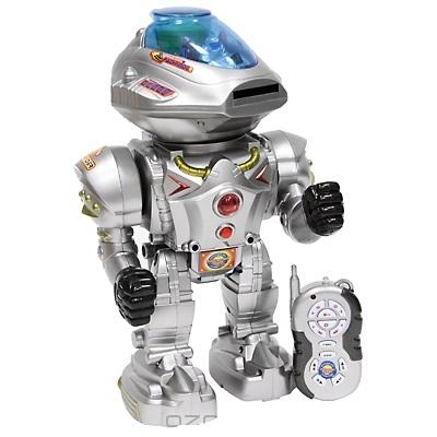 9928085 Робот на радиоуправлении (стреляет дисками)