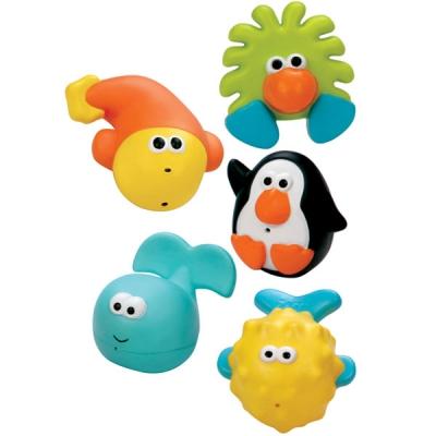 10026EP Игрушки для ванны Веселые брызгалки Sassy
