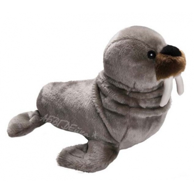 *BP0024 Мягкая игрушка Морж Гоша 40 см Абвгдейка