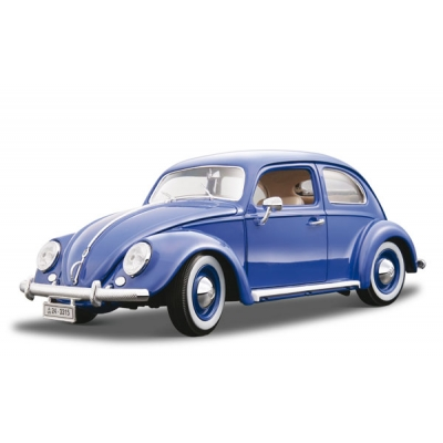 18-12029 Модель машины Volkswagen Kafer-Beetle (1955) Bburago