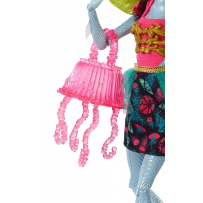 "BJR37 Кукла Лагунафайер ""Слияние монстров"" Monster High Freaky Fusion"