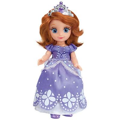 """99894 Кукла со звуком """"София"""" 15 см София Прекрасная Disney Princess"""