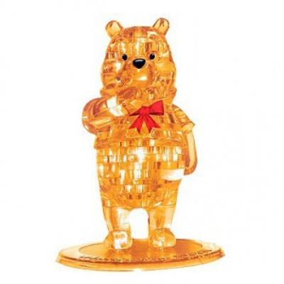 99881 Кристаллический 3D пазл Винни Пух с подсветкой