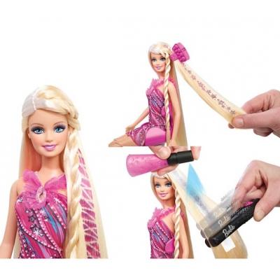 BMC01 Кукла Барби Создай прическу Mattel