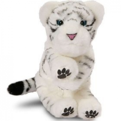 989200 Игрушка интерактивная Тигренок Mini White Tiger Wowwee