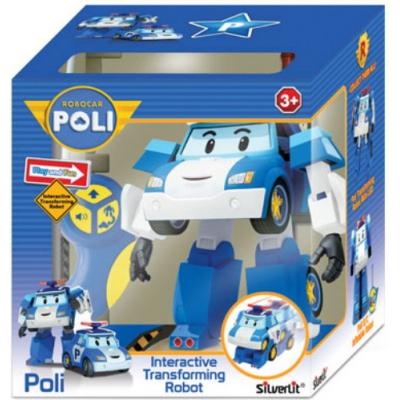 99565 Радиоуправляемый Робот трансформер Робокар Поли 18 см