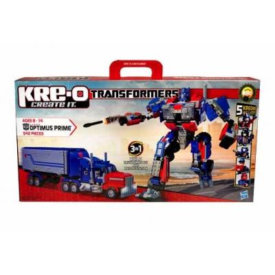 99689 Конструктор KRE-O Оптимус Прайм Hasbro