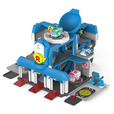 *990319 Игровой набор Штаб-Квартира 2.0 Робокар Поли New SilverLit