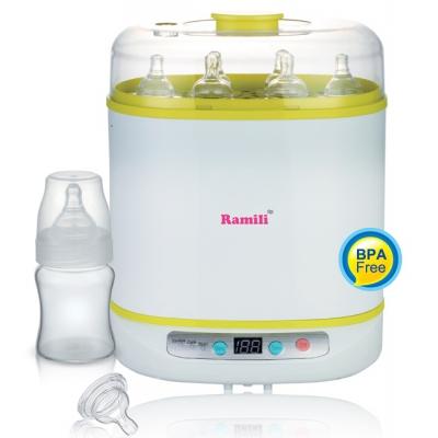 *BSS150-CF Стерилизатор детских бутылочек Ramili Steam Sterilizer