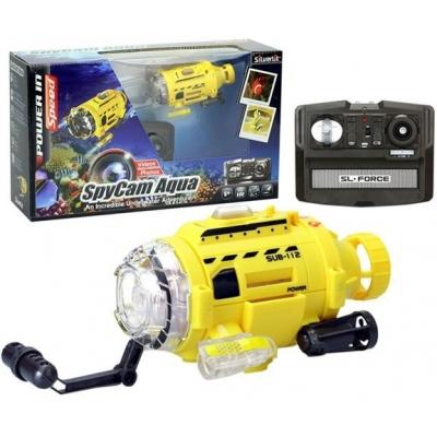 99873 Подводная лодка Silverlit с камерой на радиоуправлении ИК