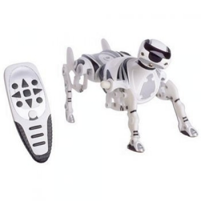 *8096 Собака-робот интерактивная Robopet WowWee