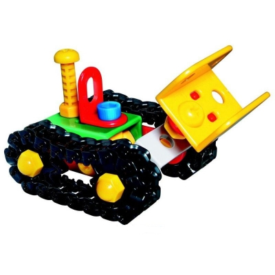 00329 Конструктор Трактор Eitech