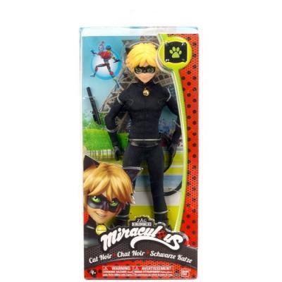 99746 Кукла Супер Кот 26 см Базовая Леди Баг и Супер Кот Bandai