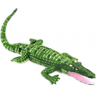 *0039 Мягкая игрушка Крокодил 105 см Абвгдейка