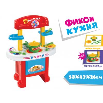 """99155 Игровой набор """"Кухня Фиксики"""" со звуком Фиксики"""