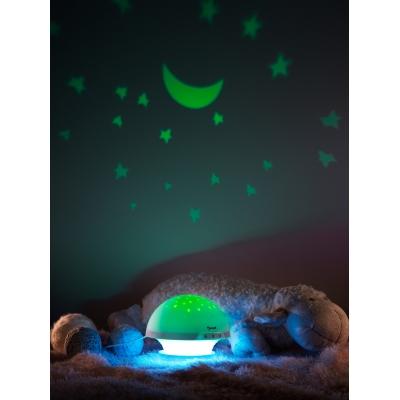 *DUBP01-CF Автоматический музыкальный детский ночник и проектор Duux