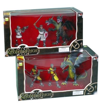 *W4731D Игровой набор Рыцарь с драконом