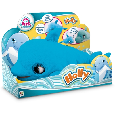 990245 Интерактивная игрушка Дельфин Холли Holly IMC toys