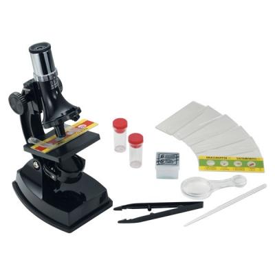 *MS006 Микроскоп детский с набором для опытов Edu-Toys