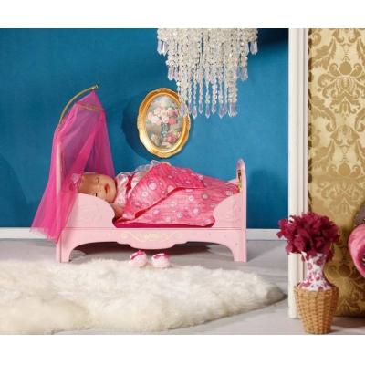 991340 Интерактивная кровать для принцессы Беби Бон Baby Born