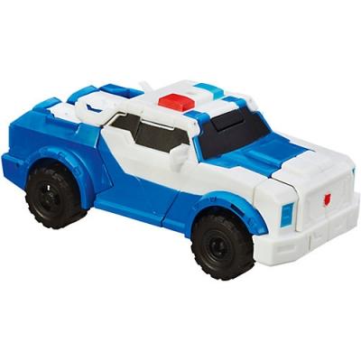9936420 Игрушка трансформер Cтронгарм Полицейский Transformers Hasbro