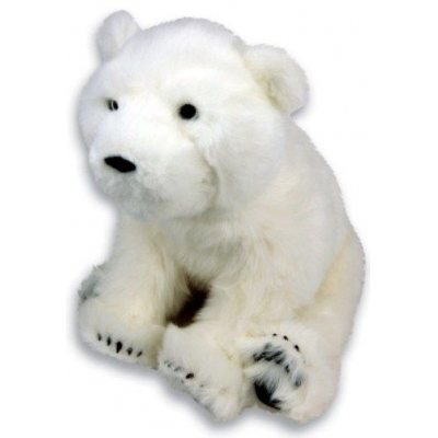 989010 Игрушка интерактивная Белый медведь Polar Bear Wowwee