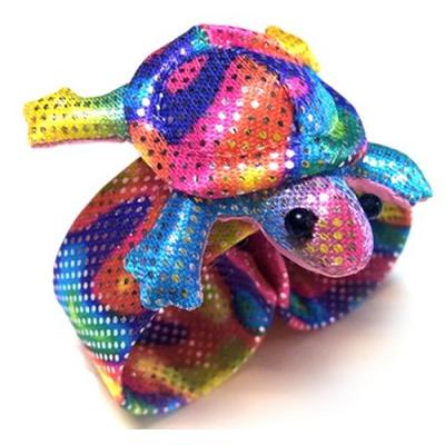 *SZH011 Браслет с игрушкой Черепаха 20 см Абвгдейка
